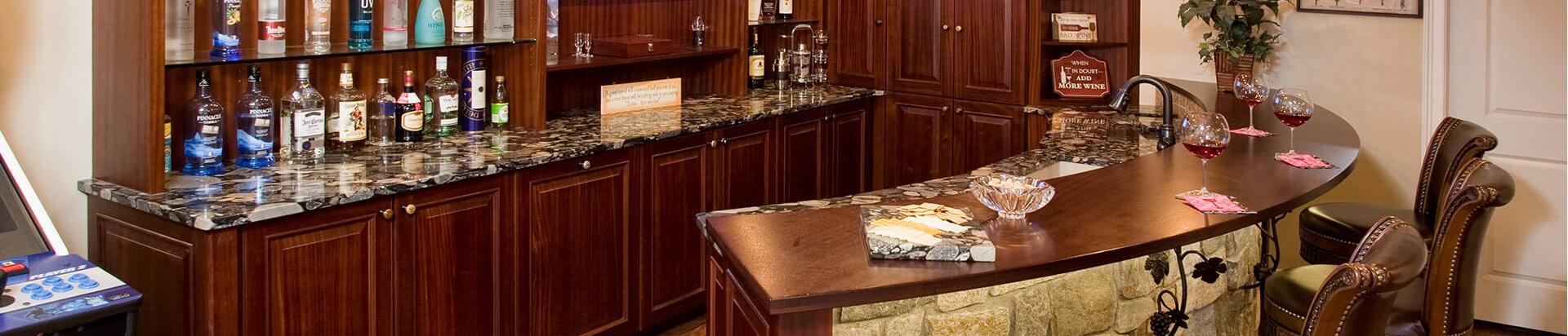granite bar
