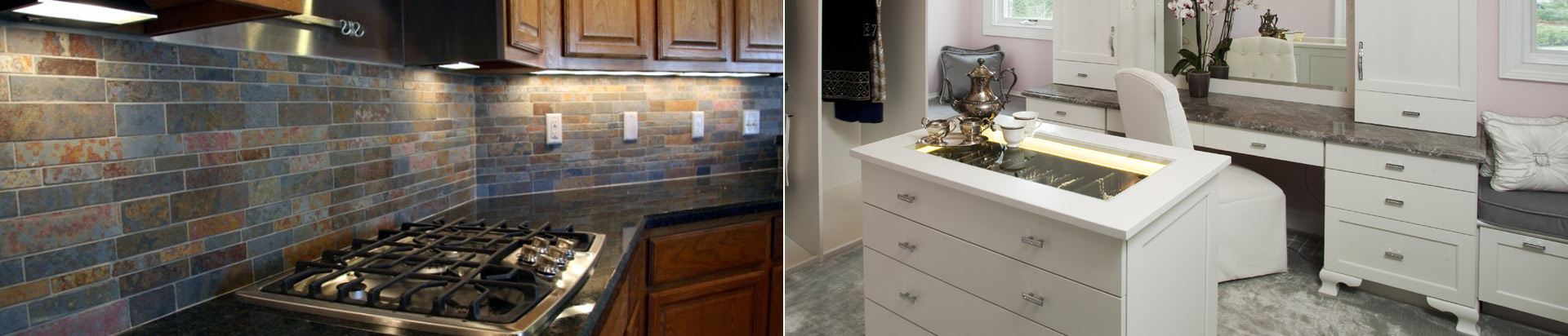 tile and granite for your PA kitchen